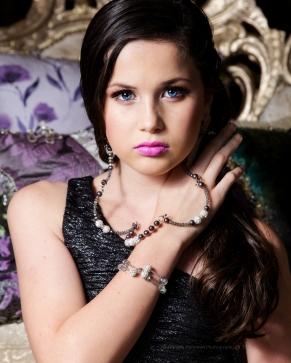 Model: Ava; MBC16 Produced by Sherrie Gearheart; Jewelry design: Danaya4U; Venue: Boutique Home Loft