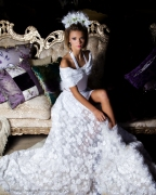 Model: Heaven; MBC16 Produced by Sherrie Gearheart; Jewelry design: Danaya4U; Clothing Design: Lil Couture Cutie Venue: Boutique Home Loft