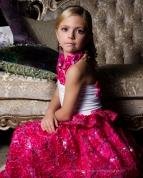 Model: Autumn ; MBC16 Produced by Sherrie Gearheart; Clothing design: Lil Couture Cutie; Venue: Boutique Home Loft