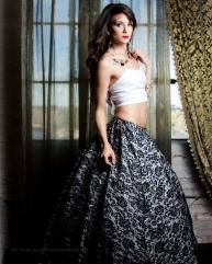 Model: Nicole ; MBC16 Produced by Sherrie Gearheart; Clothing design: Lil Couture Cutie; Venue: Boutique Home Loft